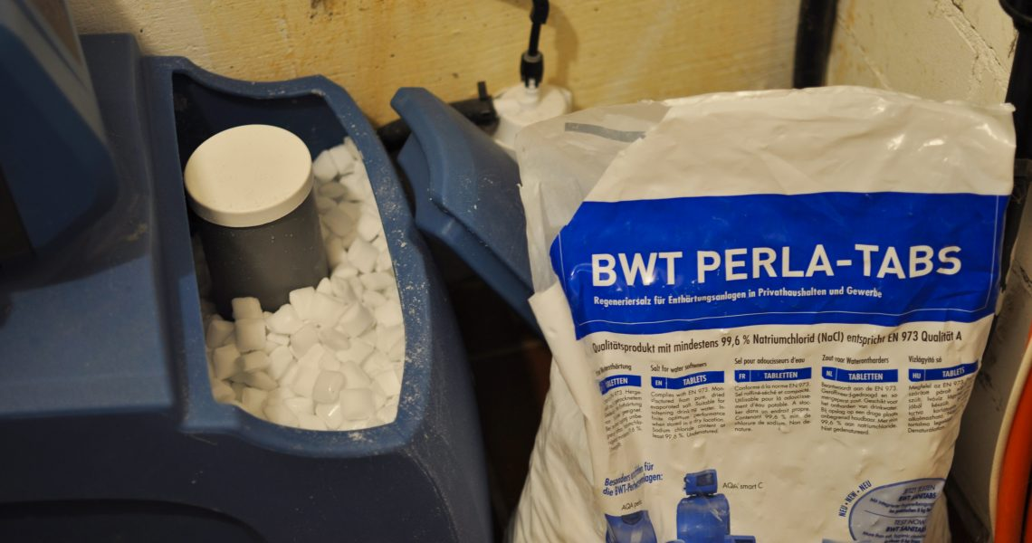 Concerned About Sodium and Water Softeners? Read This First