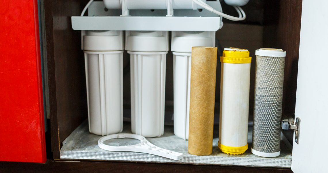 Point of Use Vs. Whole Home Water Treatment Systems