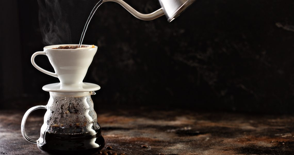 Pourover Coffee: The Best Coffee You're Not Making