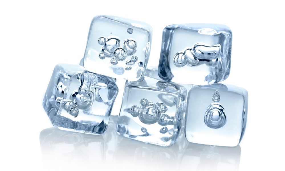 Clear Ice from Your Freezer