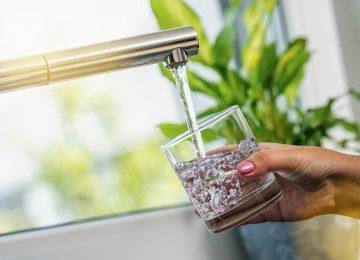 Quick Tricks to Make Tap Water Taste Better